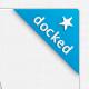 Docked label