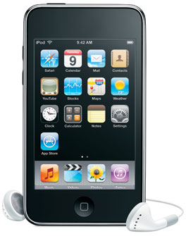 iPod Touch (2nd Generation) image