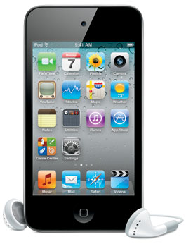 iPod Touch (4th Generation) image