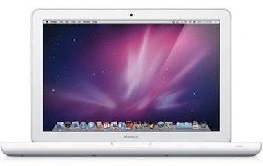 """MacBook 13"""" (White Unibody, Late 2009)"""