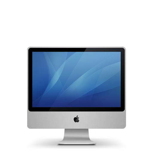 "iMac 20"" (Early 2009) image"