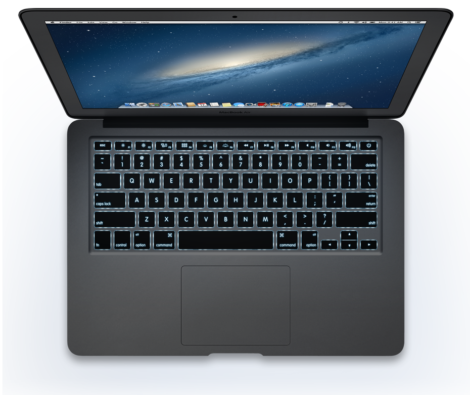 MacBook Air (11 inch, Mid 2011)