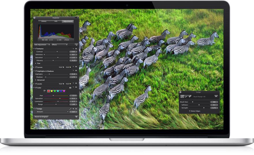 "MacBook Pro 15"" Retina (Mid 2012) image"