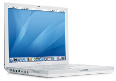iBook G4 image