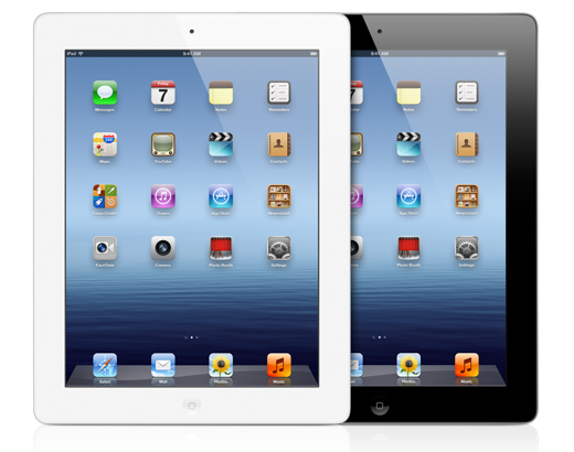 iPad (third generation) image