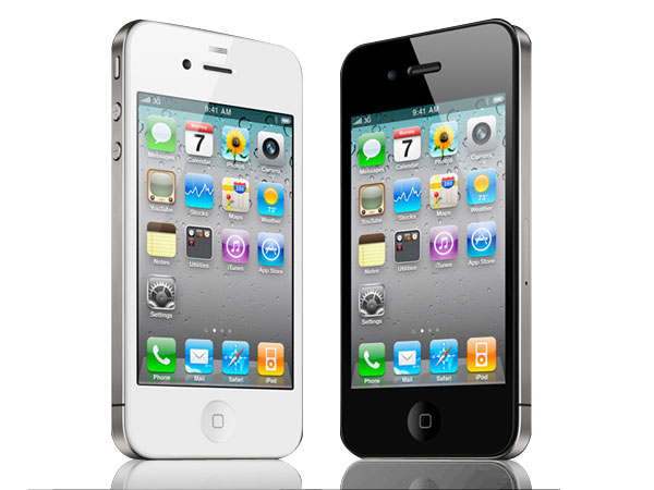 iPhone 4 (CDMA) image