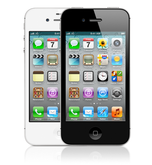 iPhone 4S (GSM China)