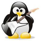 Tux Guitar icon