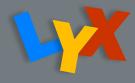 Lyx icon