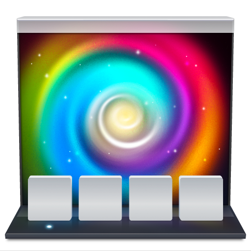 Dock Spaces icon