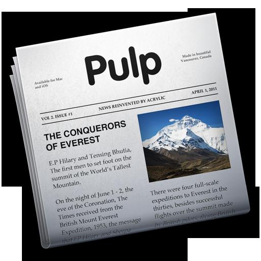 Pulp icon