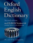 The Oxford English Dictionary Second Edition on CD-ROM icon