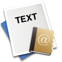 Address Book Exporter icon