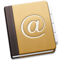 Address Book / Contacts icon