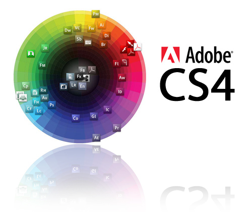Adobe CS4 icon