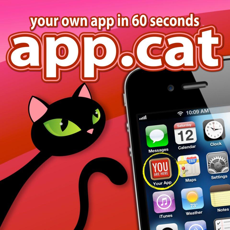 App.Cat Instant App Maker icon