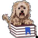Bookdog icon