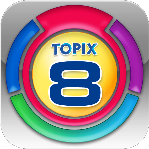 TOPIX:8 iOS Client icon