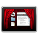 Desktop Curtain icon