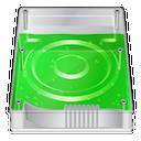 Disk Alarm icon