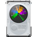 DiskRadar icon