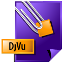 MacDjView icon