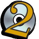 DVD2oneX icon