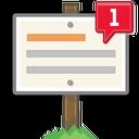 Facebook Desktop Notifications icon