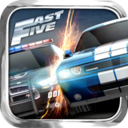 Fast Five the Movie: Official Game icon