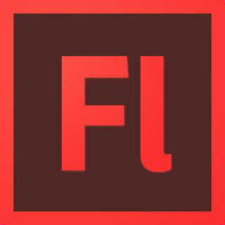 Adobe Flash Professional CS6 icon