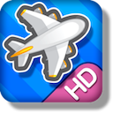 Flight Control HD icon
