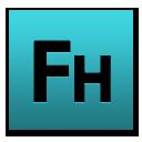 Adobe FreeHand MX icon