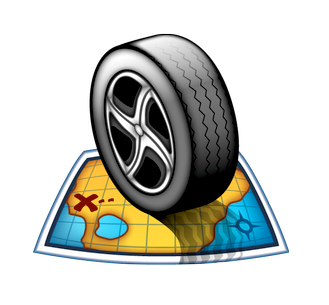 Garmin RoadTrip icon