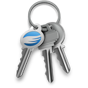 GPG Keychain Access icon