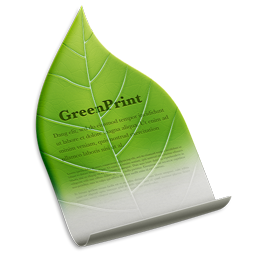 GreenPrint icon