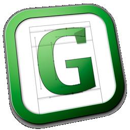 Glyphs icon