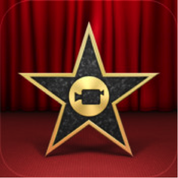 iMovie for iOS icon