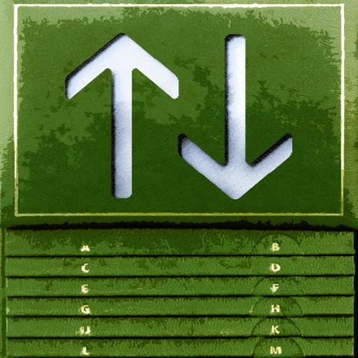 ContactSort icon