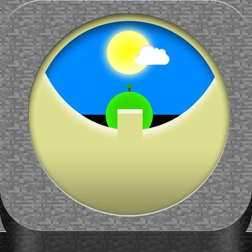 MineClock icon