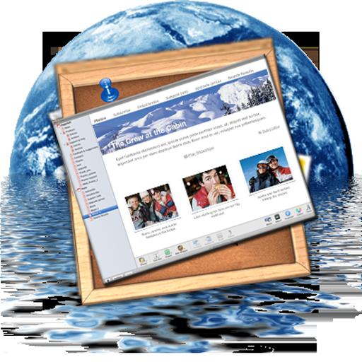 iWeb Valet icon