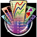 Kaleidagraph icon
