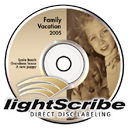 LaCie LightScribe Labeler icon