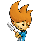 Max & the Magic Marker HD icon