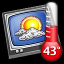 Meteorologist icon