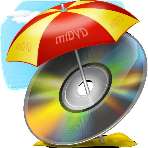 miDVD Pro icon