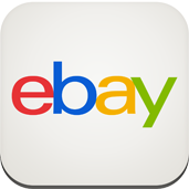 eBay for iPhone icon