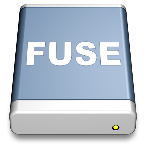 OSXFUSE icon
