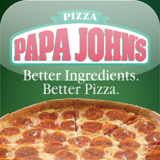 Papa John's Pizza icon