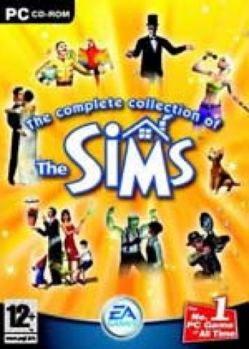 The Sims Complete icon