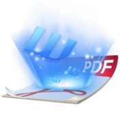 PDF to Word - Convert PDF to Microsoft Word icon